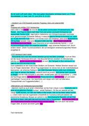 vorbereitung julia und ina - Textgebundene Erorterung Beispiel Klasse 12